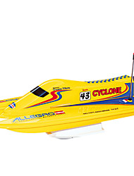 NQD 6023 1:10 RC лодка Бесколлекторный электромотор 2ch