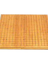Royal St 2 Cm Nanzhu Two-Sided Dual-Use Chessboard Chinese Chess Go Double-Sided Board (Not Supplement Pieces)