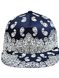 Unisex Cotton Printing Casual Embroidery Jacquard Hip-hop Baseball Cap