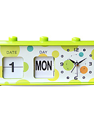 Digital Plastic Alarm clock,LED