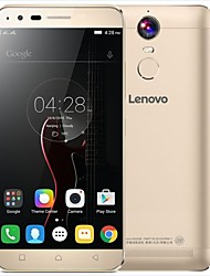 "Lenovo K5 note 5.5 "" Android 5.1 4G Smartphone ( Dual SIM Octa Core 13 MP 3GB + 32 GB Gold / Silber )"