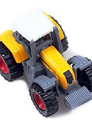 Dibang -1432 slide puzzle modèle de petite voiture agriculteur 1:64 voiture en alliage (3pcs)