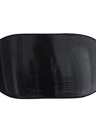 2 Stück schwarze Punkte Mesh-Stoff Autoseite Autofenster Sonnenschutz Sonnenschutz 44 * 36cm