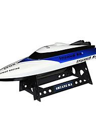 ShuangMa 7011 1:10 RC Boat Electrico Não Escovado 4ch