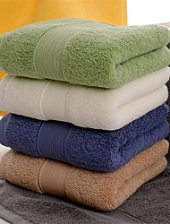 4pc Pack Luxury Solid Full Cotton Wash Towel Super Soft Easy Care