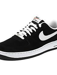 Nike Air Force 1 Bout rond / Baskets / Chaussure de Jogging / Chaussures pour tous les jours / Chaussures de Skateboard Femme Antiusure