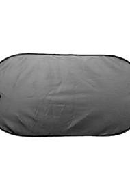 mesh voiture bloc de soleil pare-soleil de lunette arrière parasol 100 * 50cm