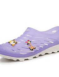 Boys' Shoes Casual PU Slippers Purple