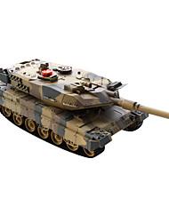 doble a distancia por infrarrojos niño contra los deportes de entretenimiento tanques de juguete modelo de comandante