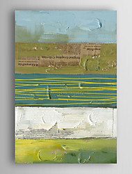 Hand Painted Oil Painting Abstract Colour-Ⅳ with Stretched Frame 7 Wall Arts®