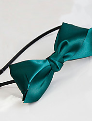 Ribbon Bow Fine Hair Hoop Korea Fabric Hair Sell Like Hot Cakes