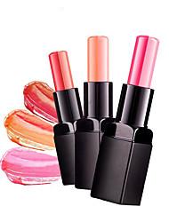 Rouges à Lèvres Sec Crème Gloss coloré / Longue Durée / Naturel Rouge / Rose / Orange 1 other