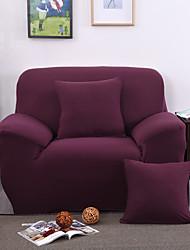 Rouge Elastique Anti-acariens Moderne Housse de Sofa , Polyester Type de tissu Literie