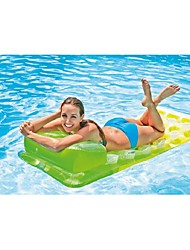 INTEX Sit 'n Float Classic Inflatable Raft Swimming Pool Lounge188*71