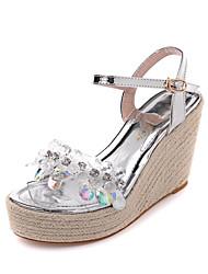 Women's Shoes  Wedge Heel Heels / Gladiator / Basic Pump / Creepers /Novelty / Pointed Toe SandalsWedding /