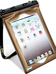 Сухие боксы / Водонепроницаемые сумки Унисекс iPad / Защита от влаги Подводное плавание и снорклинг Черный PVC-TTeoobl