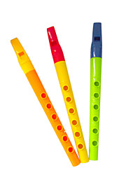 Yellow/Green Child Flute for Children All Musical Instruments Toy