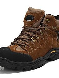 Women's / Unisex Hiking Shoes Suede Brown / Gray