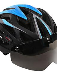 MOON Unisex Fahhrad Helm 25 Öffnungen Radsport Radsport Bergradfahren Straßenradfahren Freizeit-Radfahren Sonstiges Wandern KletternM: