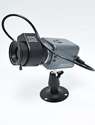 """камера мини коробка безопасности объектив 1/3 """"Sony ExViewHAD ПЗС- 4140 + 673 \ 672 3,5-8мм автодиафрагмой"""