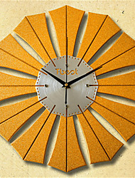 Ferris Wheel Art Wall Clock