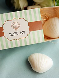 Ocean Breeze Seashells Soaps Beach Tea Party Favors,  Door Gifts BETER-XZ020