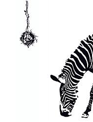 Животные / Натюрморт / Мода / Отдых Наклейки Простые наклейки,PVC 90*60*0.1