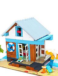 mes céramiques de construction les plus récentes de 108pcs directs mini-usine de construction de puzzle bricolage blocs de construction de