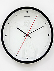 Simple wall clock 34