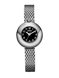 Julius® New Arrival Korea Fashion Women Wristwatch Stainless Steel Band Vogue Woment Quartz Watch JA-772