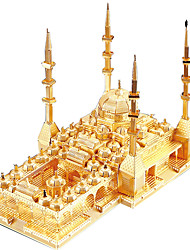 Metal Puzzles For Gift  Building Blocks Model & Building Toy Famous buildings Metal Above 14 Gold Toys