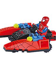 6005 puesto de venta de juguetes educativos de los niños al por mayor fábrica de bloques de construcción montado modelo de coche (2pcs)