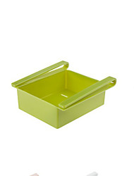 The Refrigerator Receive Content Box Storage Box Shelf in Classification Random Color