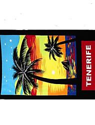 Toalha de Praia-Grosso-100% Poliéster-75*150cm