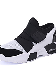 Women's Shoes Tulle Spring / Summer / Fall / Winter Comfort Sneakers Outdoor / Athletic / Casual Low Heel Magic Tape