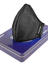máscaras de carvão ativado ck tecnologia à prova de poeira e névoa PM2.5 movimento ciclismo válvula respiratória escudo CKH-yd + h