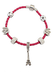 European And American Fashion Eiffel Tower Bracelet