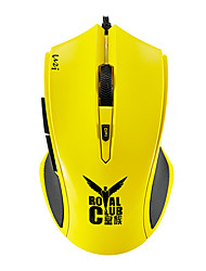 Orginal Rapoo V20S Gaming Mouse Ergonomic High-speed Optical Gaming Mouse 60IPS 12MHz ARM Core Adjustable