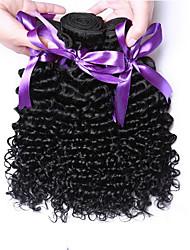 Cabelo Humano Ondulado Cabelo Brasileiro Onda Profunda 18 Meses 3 Peças tece cabelo