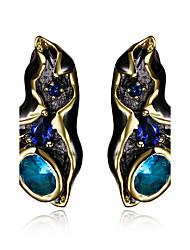 Boucle Forme Ronde Boucles d'oreille goujon Bijoux 1 paire Mode / Vintage / Bohemia style / Style PunkMariage / Soirée / Quotidien /