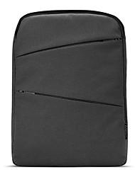 pofoko® 15,6 polegadas 26l impermeável laptop tecido oxford mochila preta / cinza