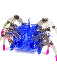 Assemble The Spider Crawling Robot Electric Model Electronic Pet Children'S Diy Educational Science Toys