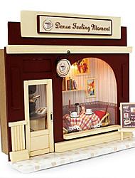 Чи весело дом поделки кабина европы магазин серия несмываемой момент с легкими творческими подарками
