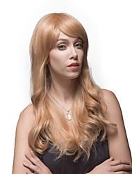 Bouffant remy main de cheveux humains liée perruque de Emmor -top des femmes à long ondulés