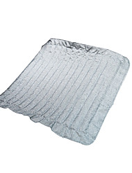 têxteis 1pcs almofada do assento de carro cinza