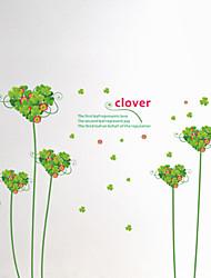 Слова и фразы / Цветы / Пейзаж Наклейки Простые наклейки,pvc 60*90cm