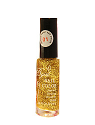 Bgirl Painting Yellow 10ML Manicure Drawing Pen Nail Polish for 3 Years