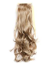 длина 50см серебряный новый фигурная парик меланж ремень тип хвощ (цвет 10/613)