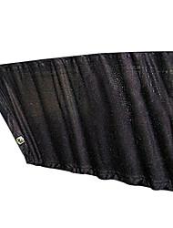 статические стикеры автомобиля оконные пленки&протектор оттенки солнца 42 * 38см
