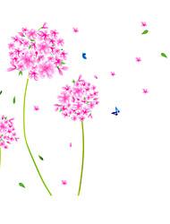 Животные / ботанический / Романтика / Натюрморт / Мода / Цветы / Отдых Наклейки Простые наклейки,PVC 70*50*0.1